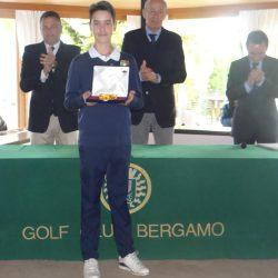 Florioli vince il Mattone d'Oro di Bergamo