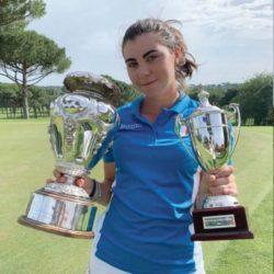 Alessia Nobilio campionessa, Bovari secondo