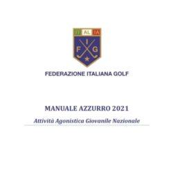 Manuale Azzurro 2021